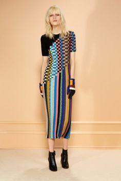 bunte Designer Prints Missoni Designer Mode