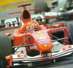 2004 Michael Schumacher Ferrari F2004 Australia-Albert Park
