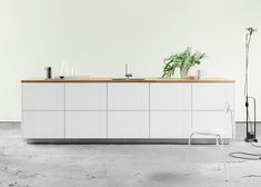Storage filled standing desks – Ikea kitchens hacked by Danish architects including BIG