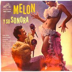 Melon y su Sonora - Melon y su Sonora (1964) RCA record album