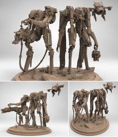 Invasion, James Suret on ArtStation at https://www.artstation.com/artwork/invasion-44e6a88f-6a36-4021-9dfe-2d8891146831