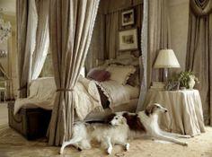 velvet night | Ralph Lauren Home - The Heiress collection