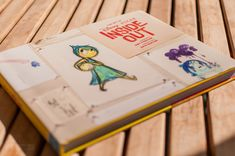 I really want to read this book  the art of inside out haven't rad it just yet but am going to