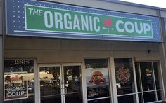 America's 1st USDA Certified Organic fast food restaurant!