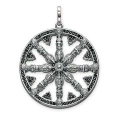 Wheel of Karma from the THOMAS SABO Karma Beads collection: what goes around, comes around.