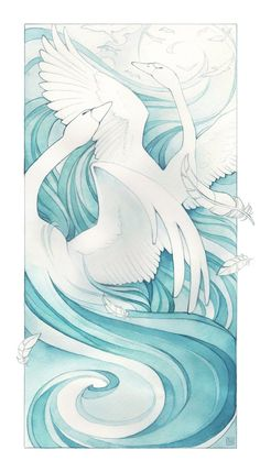 The wild swans 1 by MartinNeuhaus on DeviantArt