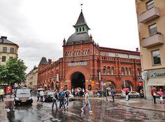 Saluhallen östermalmstorg (market)