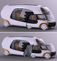 Colim Caravan with 2 Detachable Parts: Car and Mobile Home   http://www.designrulz.com/product-design/2012/07/colim-caravan-with-2-detachable-parts-car-and-mobile-home/