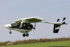 CFM Shadow CD G-MTFU #aviation #aircraft #microlight #ultralight #single #piston #rotax #uk