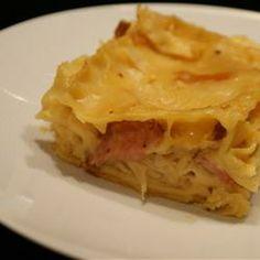 German Lasagna Allrecipes.com