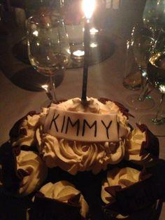 November 19, 2013: Last nights. Birthday cake from mum an dad : )