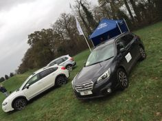 Cambridge Subaru at Cottenham Point-to-Point on the 29th November 2015. The team had a fantastic day talking to all the Point to Point audience and many admired the #SubaruForesterUK sighted as a main prize in this year Point-to-Point calendar.