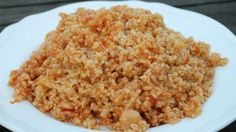 Török rizs Vegan Vegetarian, Vegetarian Recipes, Wok, Fried Rice, Bacon, Food And Drink, Veggies, Favorite Recipes, Meals