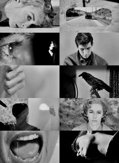What It Is: Psycho Screenshots   Why I Like It: It depicts prominant scenes within Alfred Hitchcock's 'Psycho' that suit the genre of 'suspense'. The camera shots used within the film made it stand out amongst other horror films, therefore making it unique and memorable. For example, extreme close ups are extensively used for effect.