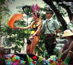 Desfile de San Pedro en Ibagué
