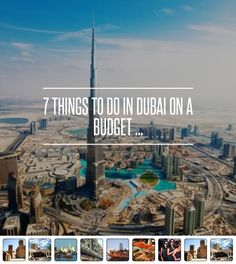 6. Devour the Food - 7 Things to do in Dubai on a Budget ... → Travel
