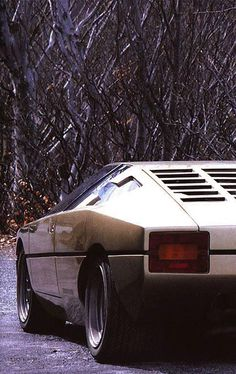 Bertone Lamborghini Bravo P114 Concept - 1974
