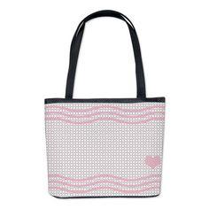 Cute patterned bucket bag #pink $77.99