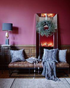 Festive interiors