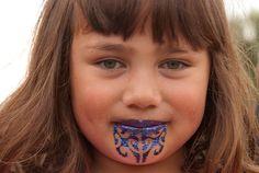 Maori kid