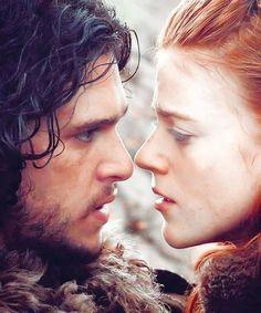 Jon Snow - Ygritte