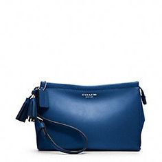 LEGACY LEATHER LARGE WRISTLET - CUTE.