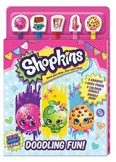 Shopkins: Doodling Fun! - Silver Dolphin