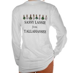 Sassy Lassie from Tallahassee