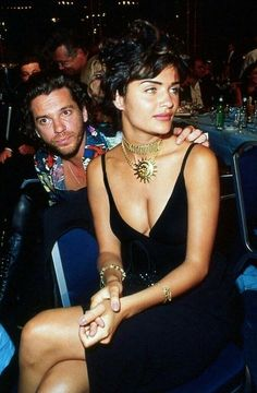 The Rock Star and the Supermodel,1992