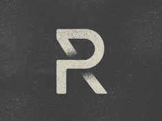 Dribbble - PR symbol by Jacob Nielsen #logo #design
