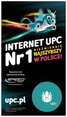 [PR] Ruszyła kampania UPC, przygotowana przez agencję K2 Create (Grupa K2), w której bohater marki UPCeusz proponuje niezmienne najszybszy internet przetestowany przez 37 milionów klientów.