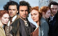 Ross & Demelza Seasons 1,2, & 3