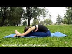 Elena Malova - Yoga para principiantes - castellano - 25 min