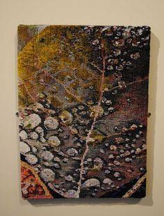 Rebecca Mezoff, Tapestry Artist: America Tapestry Alliance Bienniel 8: A road trip to Nebraska