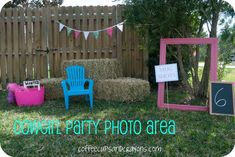 Cowgirl Birthday Party Ideas! - Coffee Cups and Crayons