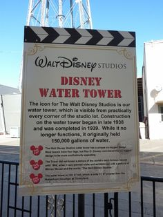 5f6c4d41e2 A Tour of the Walt Disney Studios in Burbank