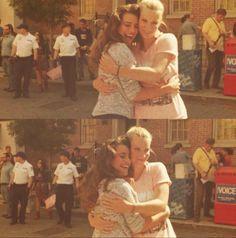 Rachel & Brittany | Glee season 5 finale