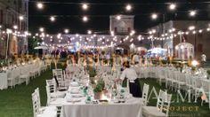 ALMA PROJECT @ Modena - Bulbs - Fairy lights - Dinner area 033