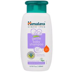 Himalaya Herbal Healthcare, Gentle Baby Shampoo, Hibiscus and Chickpea, 6.76 fl oz (200 ml)