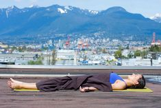 Prop Perfect: Reasons to Grab a Blanket During Yoga