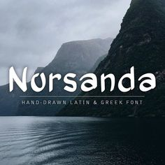 Norsanda, new hand-drawn multilingual font. It includes all Latin and Greek uppercase and lowercase letters, numerals, punctuation, symbols and over 60 multilingual characters and accents. Supports more than 14 languages. Available for download on @creativemarket - (Link in bio) - - - #goodtype #typography #type #art #font #typeface #typespire #lettering #greekfont #handmade #typetopia #artoftype #fontself #customtype #typematters #thedailytype #inspiration #design #TYxCA #typeverything…