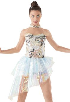 """Crystallize"" Dance costume from Weissman™"