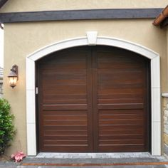 Custom Wood Doors for Your Garage