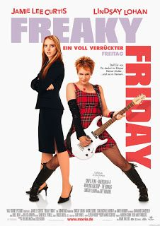 Freaky Friday: Lindsay Lohan, Jamie Lee Curtis: Body Switch Comedy Movies