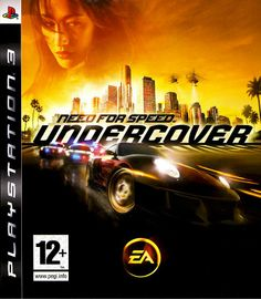 NEED FOR SPEED UNDERCOVER PS3 Games