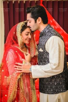 Aiza Khan, Danish Taimoor, Pakistani Celebrity Couple, Wedding Photography