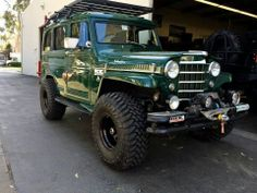 Willys wagon American Built.To own one these Badass Willys is to have a piece American history Please remember people died so we could be Free to do this. First sergeant Davis.