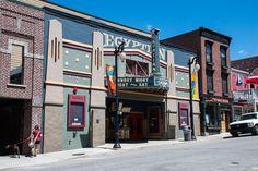 Egyptian Theatre Park City #ParkCity #HeberCity #ParkCityUtah #AttractionsInSaltLakeCity #Utah