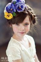 Цветы из ткани. Шляпки. От Алёны Абрамовой. www.alenaflower.ru