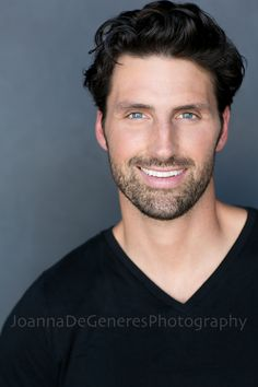 Simple commercial shot for a great looking guy